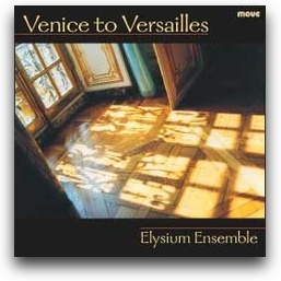 Venice to Versailles CD cover