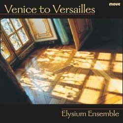 Cover of Venice to Versailles CD